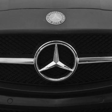 Mercedes Benz Αυτοκίνητο Ηλεκτροκίνητο SLS AMG Μαύρο, Τηλεχειριστήριο